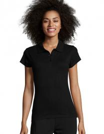 Women`s Jersey Polo Shirt Prescott